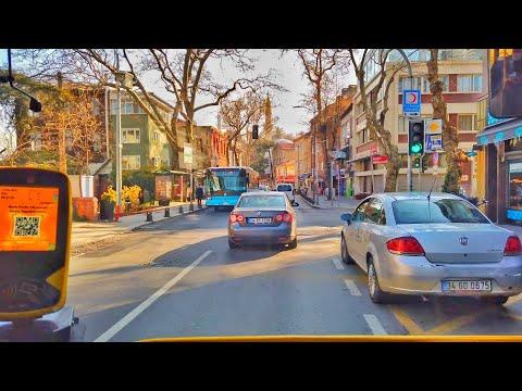 Istanbul Bus Ride.