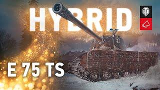 Jak grać czołgiem E 75 TS [World of Tanks Polska]