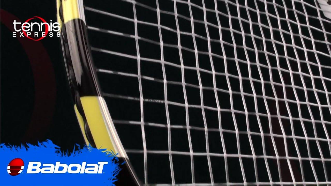 4e8c540e Babolat AeroPro Drive GT - Tennis Express Racquet Review - Rafael Nadal's  Racquet