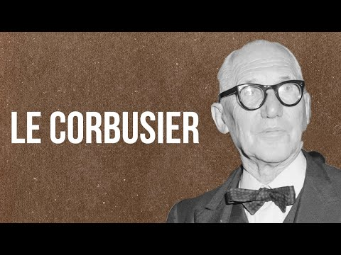 ART ARCHITECTURE   Le Corbusier