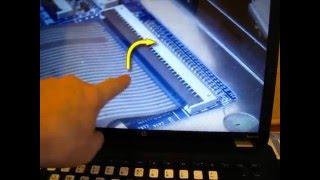 видео Не работает клавиатура на ноутбуке. Что делать?