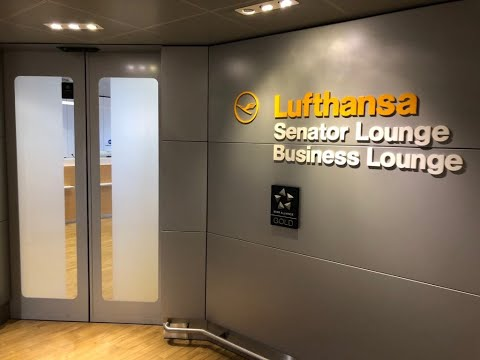 Hannover Airport Business Lounge