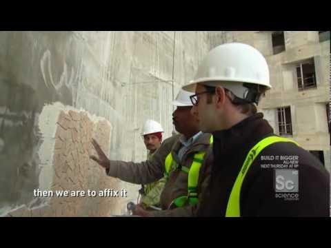 Kuwait Tower Construction