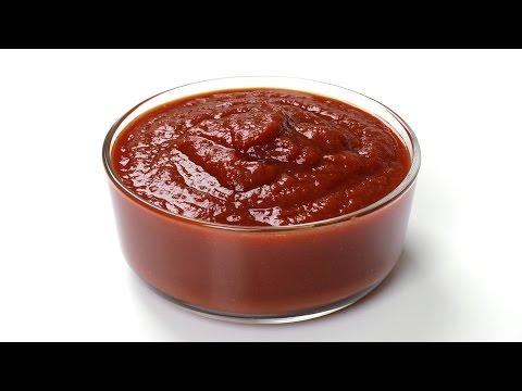 Домашний кетчуп. Быстрый вариант приготовления.