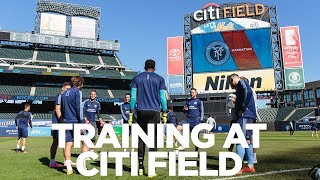 Citi Field is ready for Sunday | INSIDE TRAINING