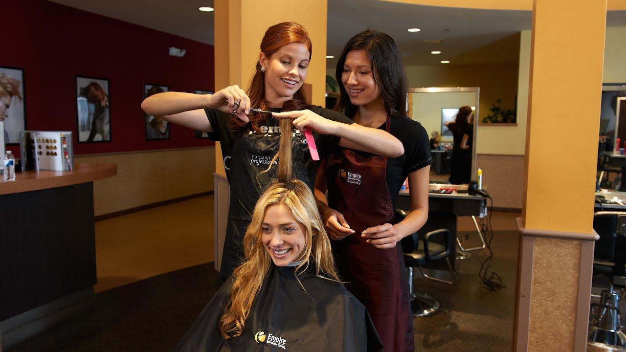 Learn Cosmetology in a Creative & Fun Way: Hanover, PA Empire Beauty School