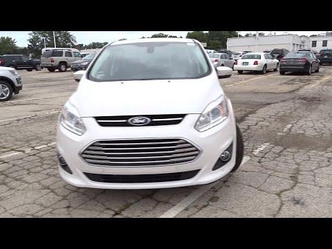 2017 Ford C-Max Hybrid Niles, Schaumburg, Chicago, Highland Park, Arlington Heights, IL F37599