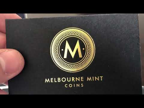 Buying Gold And Silver In Melbourne, Australia.