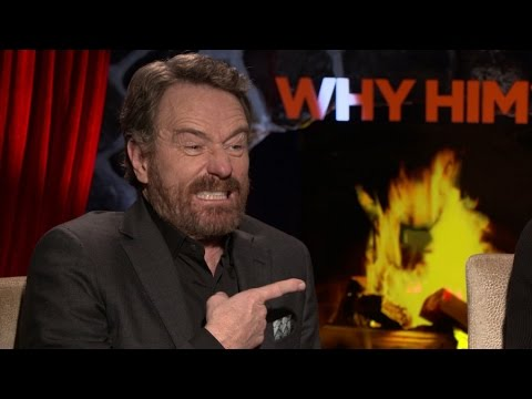 Bryan Cranston Has An Outrageous Dating Story