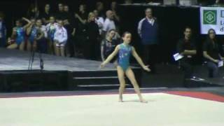 12 year old gymnast, Meagan Chant (*AMAZING!*)
