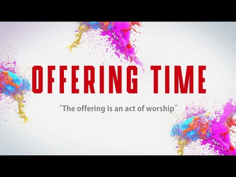 Offering | Motion Videos for Church