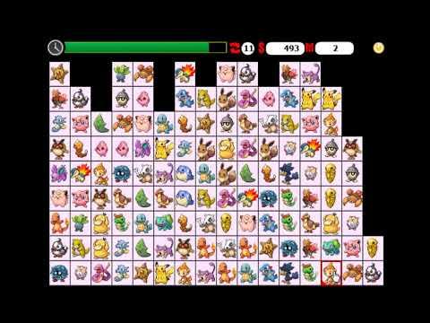 Pikachu  – Trò chơi pikachu cổ điển hay nhất level 1 – 2