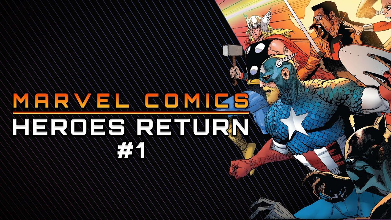 Avenger's Assembled | Heroes Return #1 Review & Storytime (Heroes Reborn Finale)