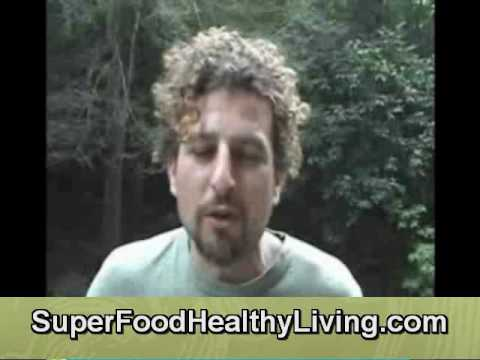 Superfood and David Wolfe Products