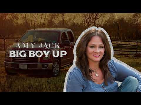 Amy Jack - Big Boy Up (Visualizer)