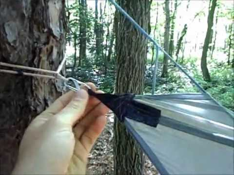 appalachian trail loner  59 hammock setup equipment 2012 thru hike appalachian trail loner  59 hammock setup equipment 2012 thru hike      rh   youtube