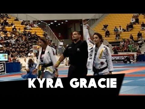 Kyra Gracie Fala Sobre Carreira E Família - #54