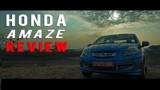 Honda Amaze Review : PowerDrift