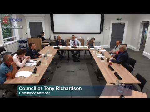 Health, Housing And Adult Social Care Policy And Scrutiny Committee, 20 June 2018