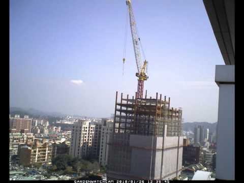 Brinno TLC100 For Construction- NeiHu Building