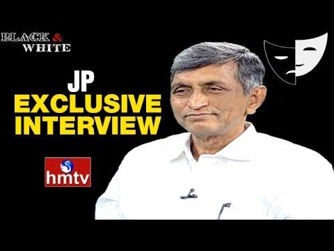 Jayaprakash Narayana Exclusive Interview | Black & White By Venkata Krishna | HMTV