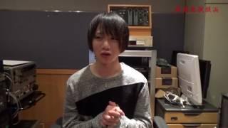 植田圭輔さんよりコメント到着! TVアニメ「戦国鳥獣戯画〜甲〜」 http:...