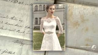 Естественное свадебное платье, индивидуального изготовления, кружевное.