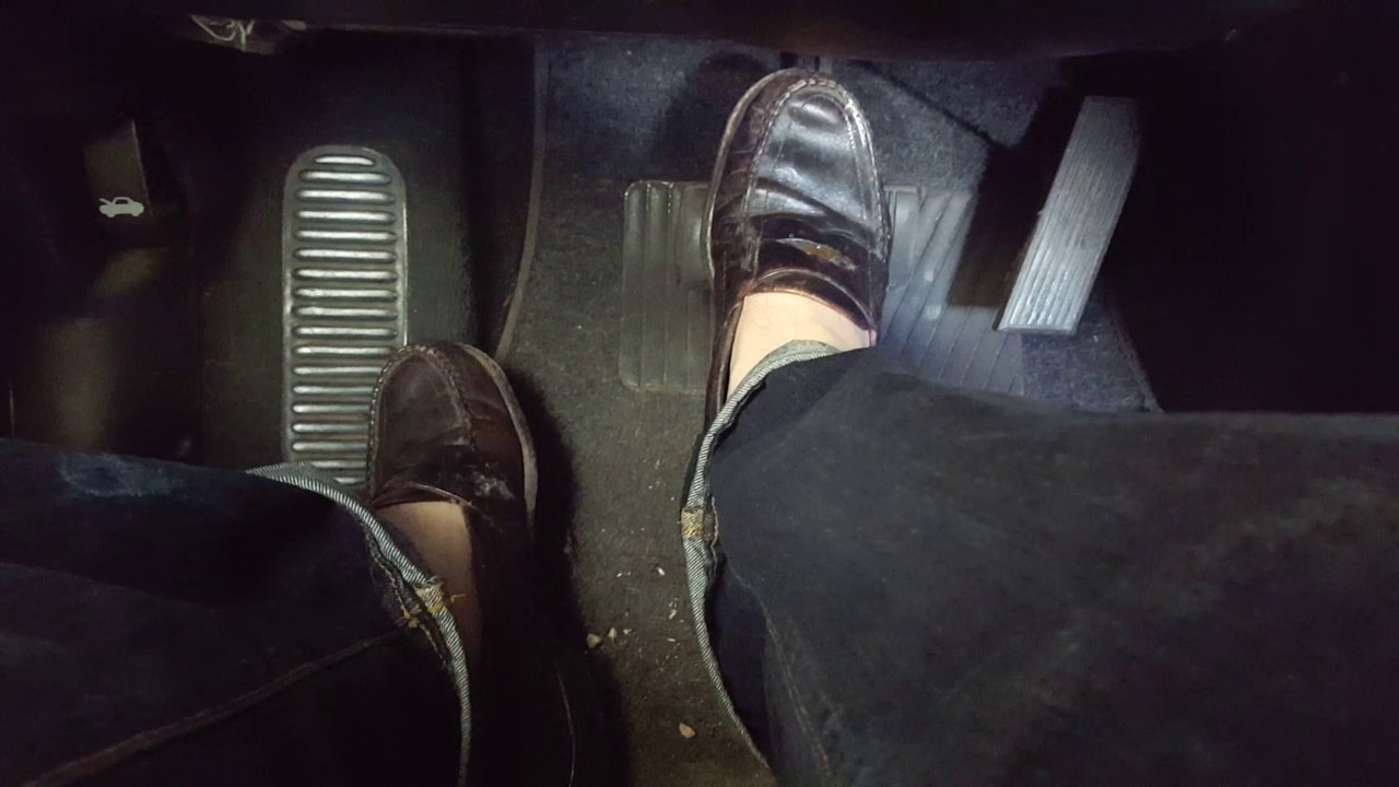 f4f165074f Driving in Penny Loafers Again - YouTube