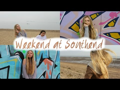 Day in my life: Southend trip!// SimplyEmmie