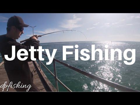 Jetty Fishing (Port Noarlunga)