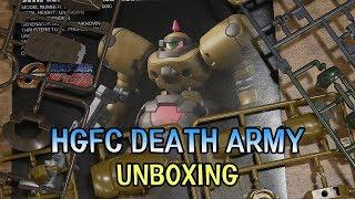 [Unboxing] HGFC 데스 아미 내용물 살펴보기!