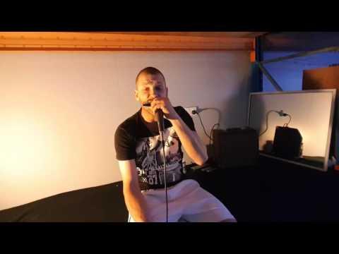 Harmonica beatbox freestyle.