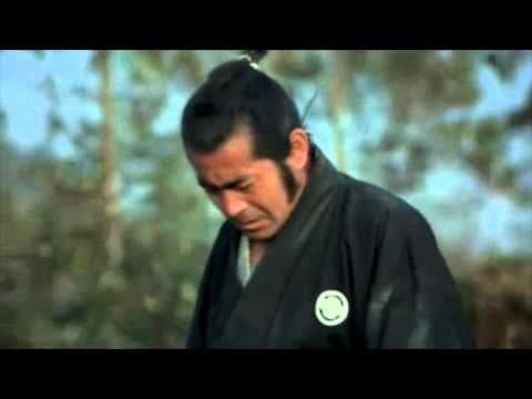 Toshiro Mifune throws Charles Bronson around for about 2 minutes.
