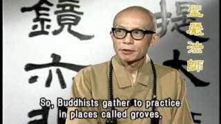 Buddhism and environmental protection(GDD-47 Master Sheng Yen)