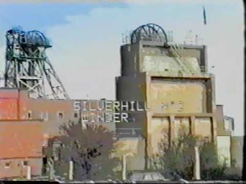 Silverhill Colliery :The Last Days.