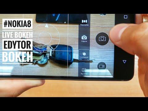 Nokia 8 | Live Bokeh Edytor | ForumWiedzy.pl Bogdan Ligęza