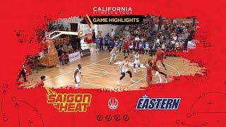 Highlights ABL9 || Home - Game 12: Saigon Heat vs Hong Kong Eastern 13/01