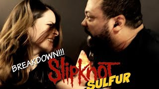 Slipknot Sulfur Reaction!!! MP3