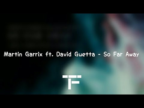 [TRADUCTION FRANÇAISE] Martin Garrix & David Guetta - So Far Away (feat. Jamie Scott & Romy Dya)
