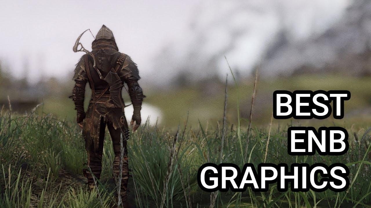 Best Skyrim Enb 2019 Skyrim SE   Top 10 Best ENB   Ultra Modded Graphics 2019   YouTube