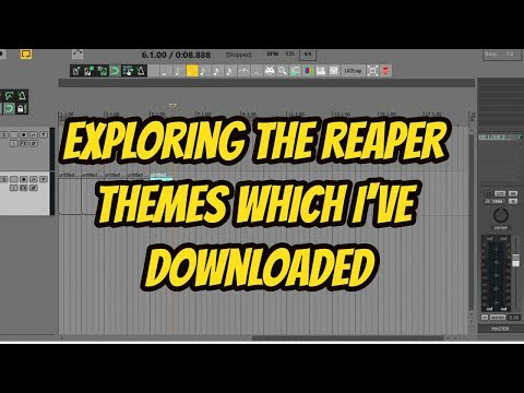 Exploring Some of the Best (and Worst) Reaper Themes