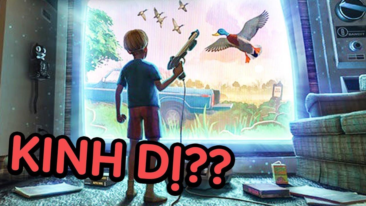 GAME BẮN VỊT… KHÔNG DÀNH CHO NGƯỜI YẾU TIM!? \ Duck Season
