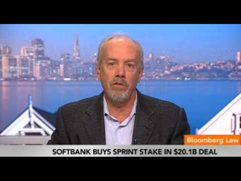 Softbank's Lawyer on National Security Concerns in Sprint Deal