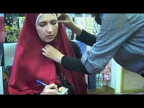Hijab Step-by-Step - YouTube