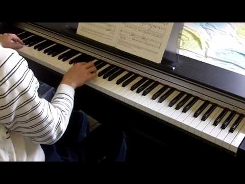 ABRSM Piano 2011-2012 Grade 2 C:2 C2 Salter Cat Being Bold at First Slow 2