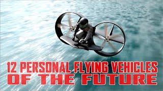 TOP 12 Unique Flying Machines