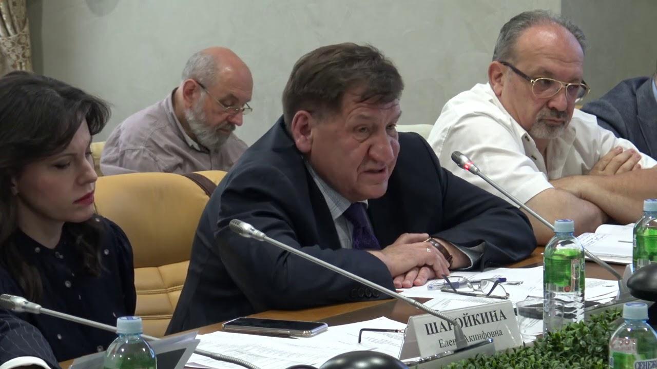 Иван Стариков разносит Норникель на заседании Общественной палаты 04.08.2020