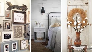 10 Awesome Farmhouse Decor Style Deserve Your Attention