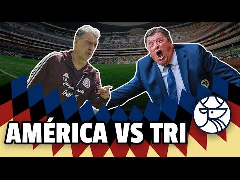 Miguel Herrera le declara la guerra al Tri | América jugará con Sub-20 contra Pumas | Nido del Guapi