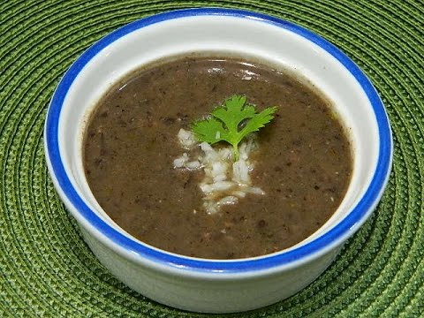 How to make Cuban style Black Bean Soup in the Power Pressure Cooker XL